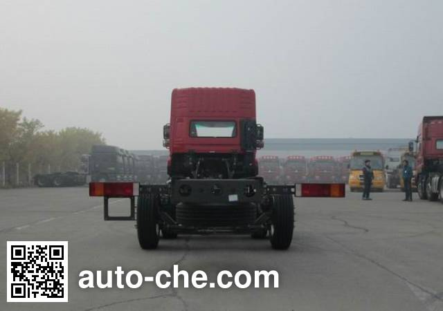 Sida Steyr ZZ1203M60HGE1 truck chassis