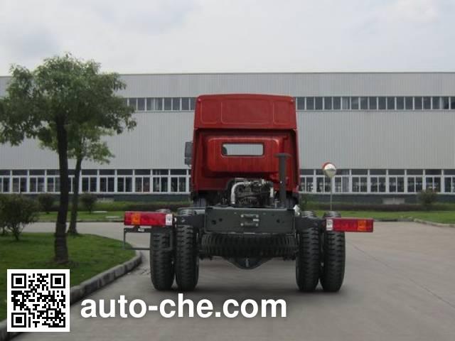 豪曼牌ZZ1208KC0EB0载货汽车底盘