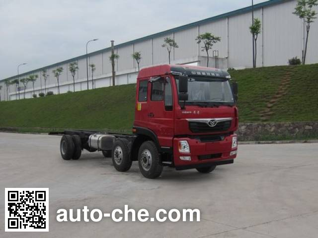 豪曼牌ZZ1208KC0EB1载货汽车底盘