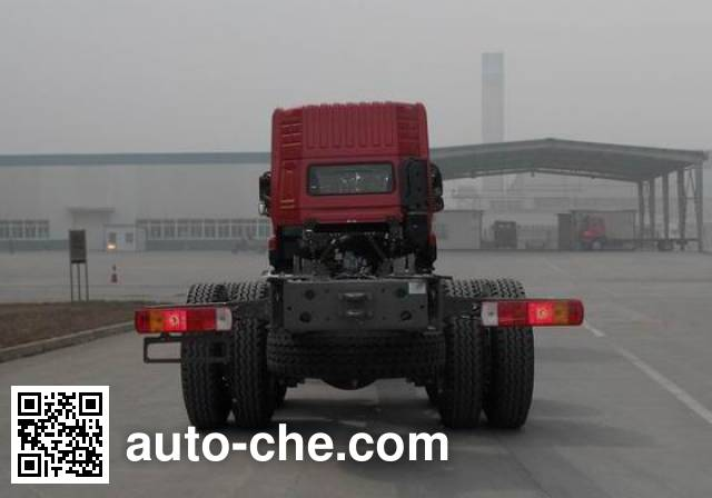 Sida Steyr ZZ1243N466GE1 truck chassis