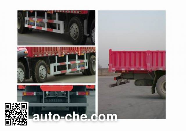 Sida Steyr ZZ1251M56CGE1L cargo truck