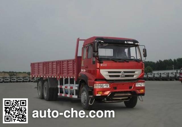 Sida Steyr ZZ1251M6041D1L cargo truck