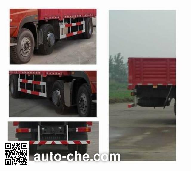 Sida Steyr ZZ1253M56CGD1 cargo truck
