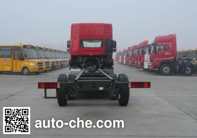 斯达-斯太尔牌ZZ1253M60HGE1载货汽车底盘