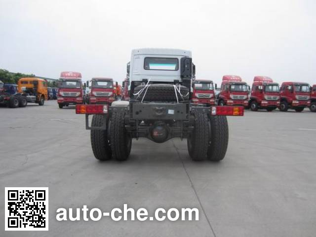Sida Steyr ZZ1253N27CGE1 truck chassis