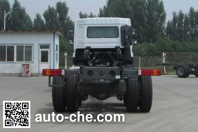 斯达-斯太尔牌ZZ1253N574GE1载货汽车底盘