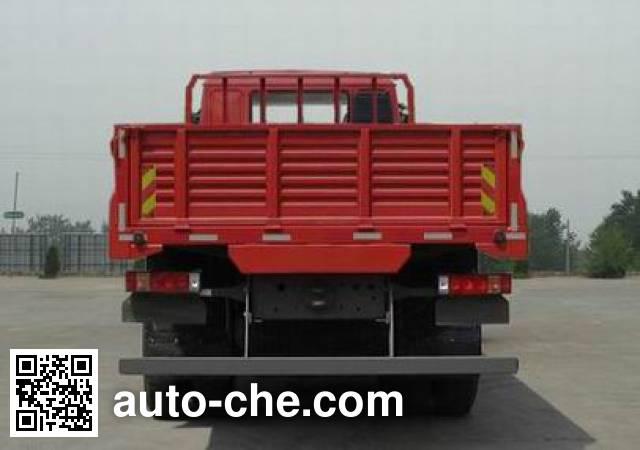 黄河牌ZZ1254G56C5C1载货汽车