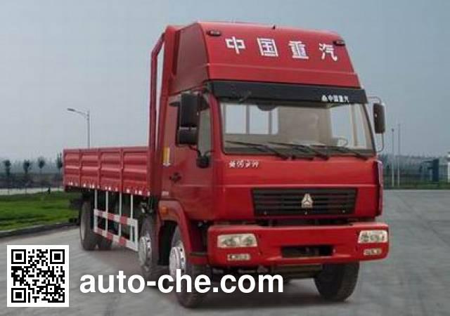 黄河牌ZZ1254G56C5C1H载货汽车