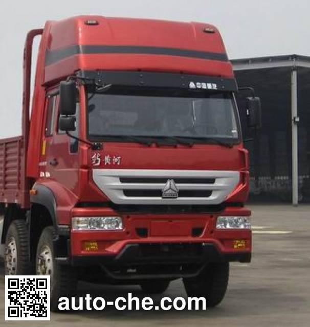黄河牌ZZ1254K42C6D1载货汽车