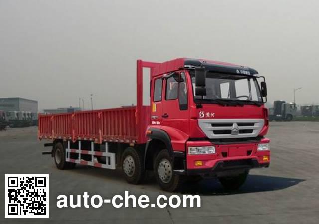 黄河牌ZZ1254K48C6D1载货汽车