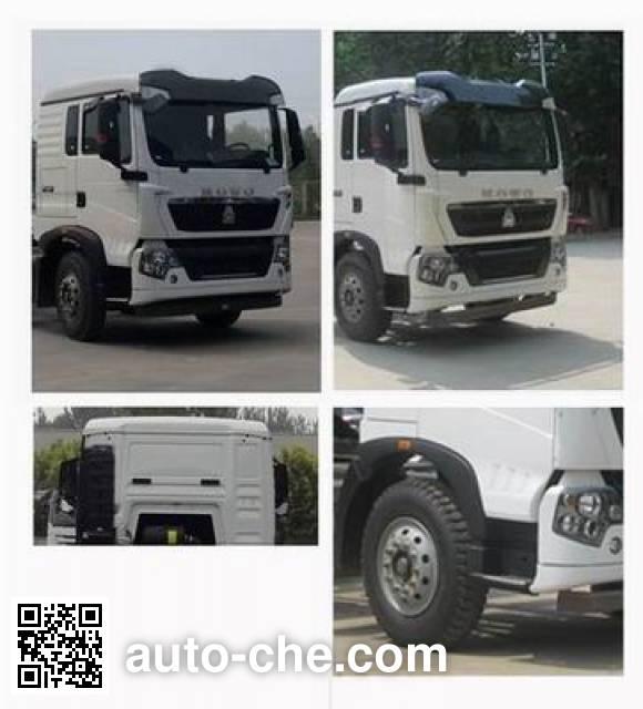 Sinotruk Howo ZZ1257M56CGE1 cargo truck