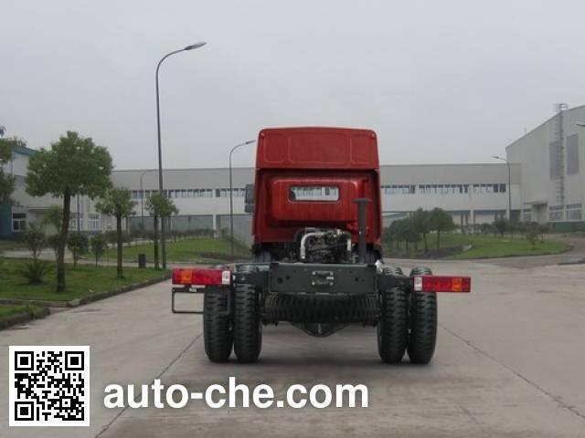 豪曼牌ZZ1258KC0EB0载货汽车底盘