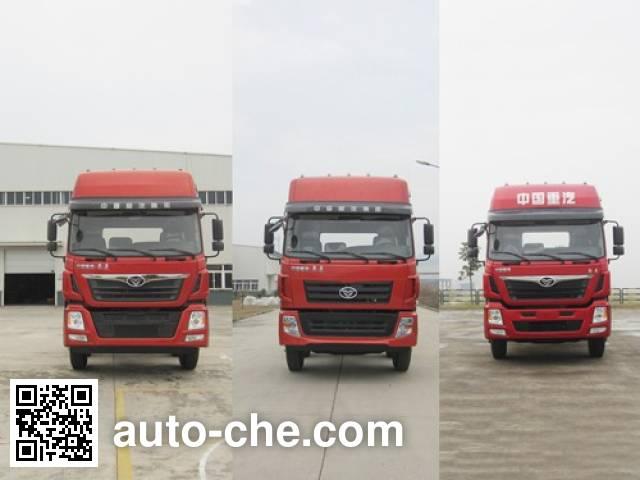 Homan ZZ5258CCYKC0EB0 stake truck