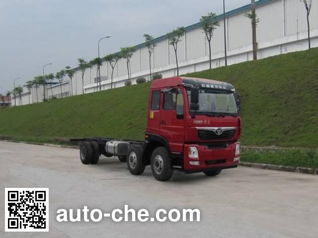 豪曼牌ZZ1258KC0EB1载货汽车底盘