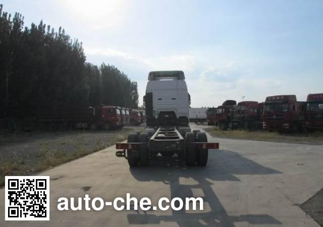 Sinotruk Sitrak ZZ1266V504HE1K truck chassis