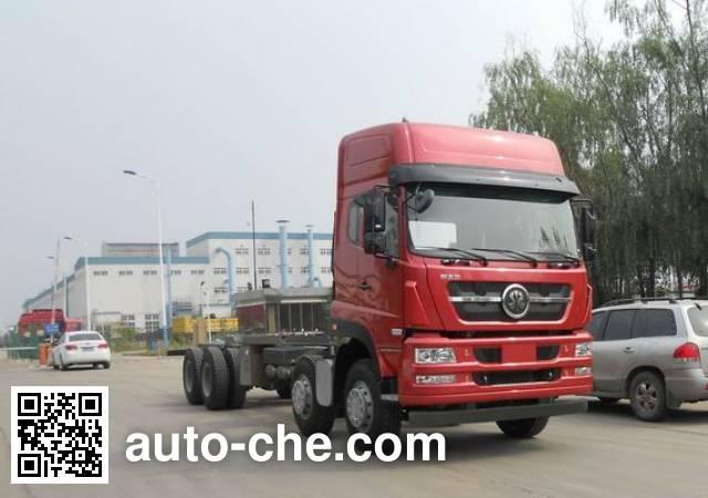 斯达-斯太尔牌ZZ1313M466GE1L载货汽车底盘