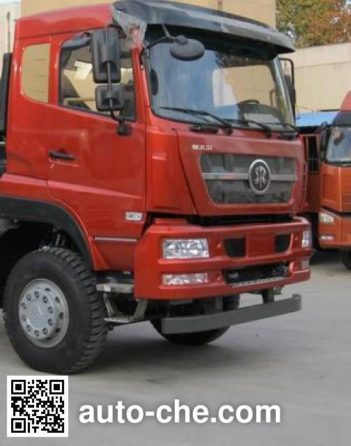 斯达-斯太尔牌ZZ1313N466GD1载货汽车底盘