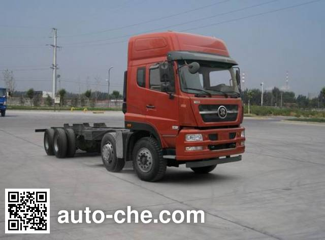 Sida Steyr ZZ1313N466GE1 truck chassis