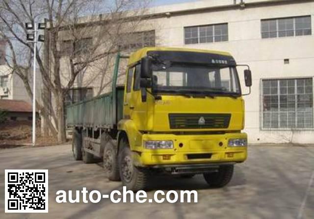 黄河牌ZZ1314K46G5C1载货汽车