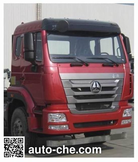 豪瀚牌ZZ1315N3266D1载货汽车底盘