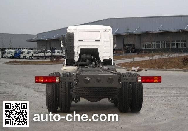 豪沃牌ZZ1317N466GE1K载货汽车底盘
