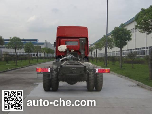 豪曼牌ZZ1318KM0DK0载货汽车底盘
