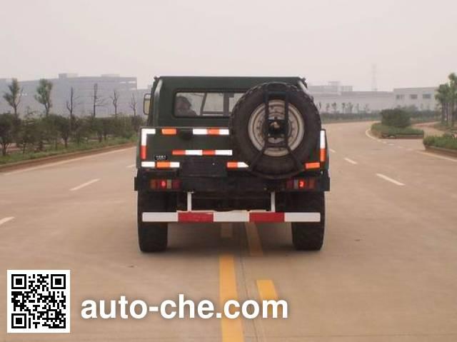 豪曼牌ZZ2068G21CD0越野载货车