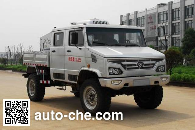 豪曼牌ZZ2070S越野载货车