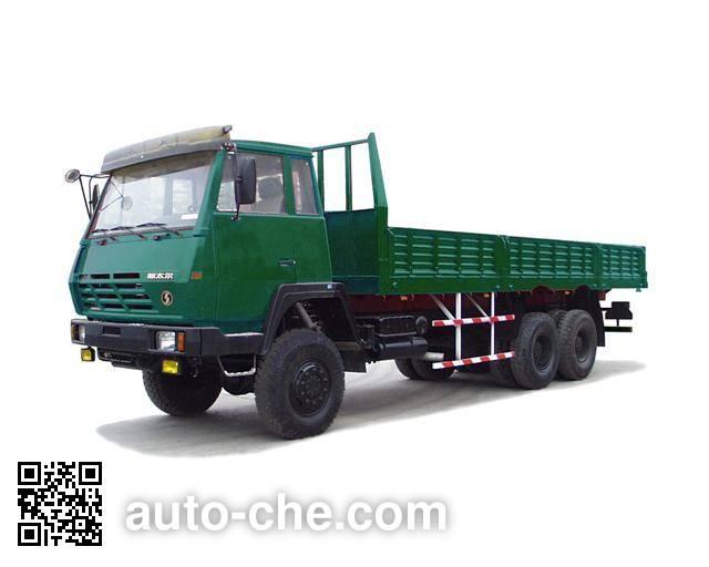 斯达-斯太尔牌ZZ2253BM435越野载货汽车