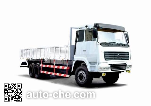斯达-斯太尔牌ZZ2256M4656F越野载货汽车