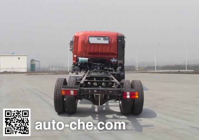 豪沃牌ZZ3047C3413E141自卸汽车底盘