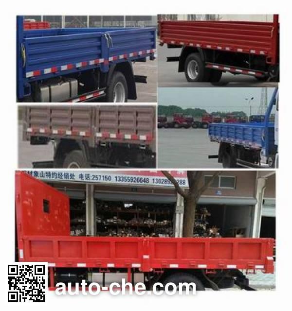豪沃牌ZZ3047C3414E143自卸汽车