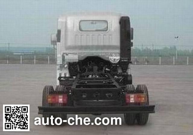 Huanghe ZZ3067E3714D156 dump truck chassis