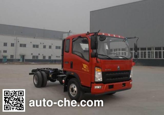 Sinotruk Howo ZZ3087F341CE183 dump truck chassis