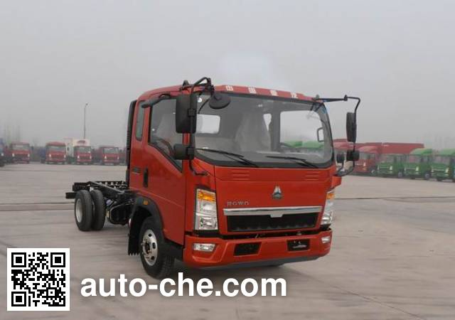 Sinotruk Howo ZZ3087G3415E183 dump truck chassis