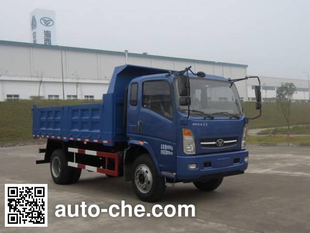 豪曼牌ZZ3108F18DB0自卸汽车