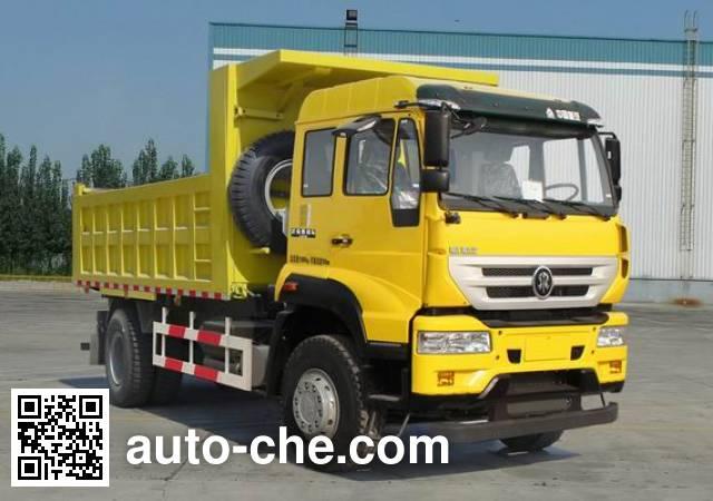 Sida Steyr ZZ3121K451GD1 dump truck