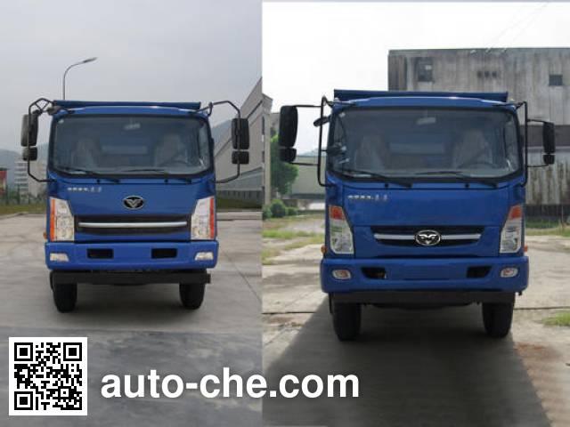 Homan ZZ3128G17DB0 dump truck