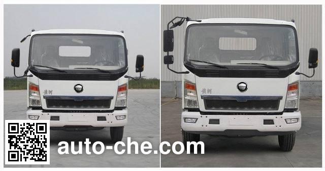 Huanghe ZZ3167G4015D1 dump truck chassis