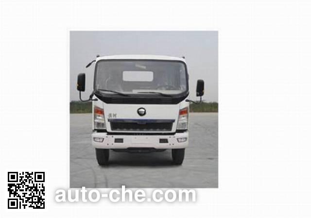 Huanghe ZZ3167G5115D1 dump truck chassis