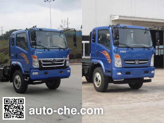 Homan ZZ3168E17EB2 dump truck chassis