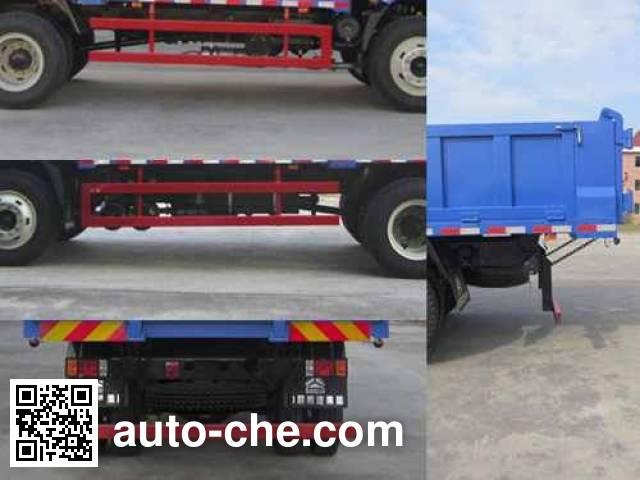 Homan ZZ3168E17EB2 dump truck