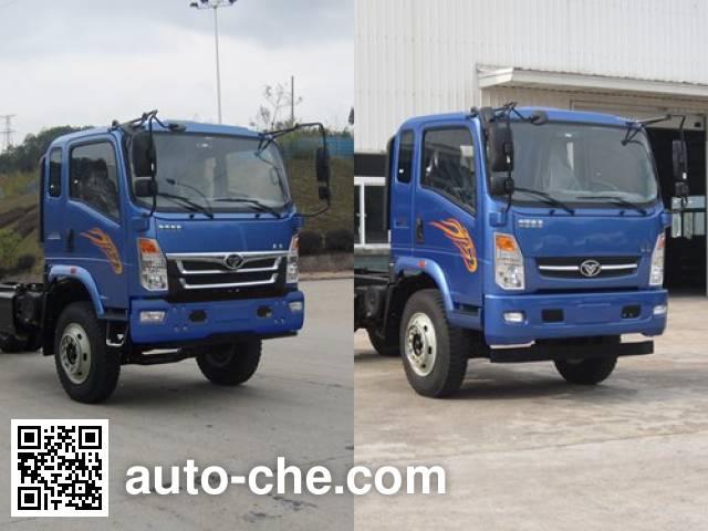 Homan ZZ3168F17EB3 dump truck chassis