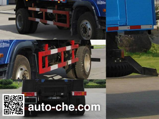 Homan ZZ3168G17DB0 dump truck
