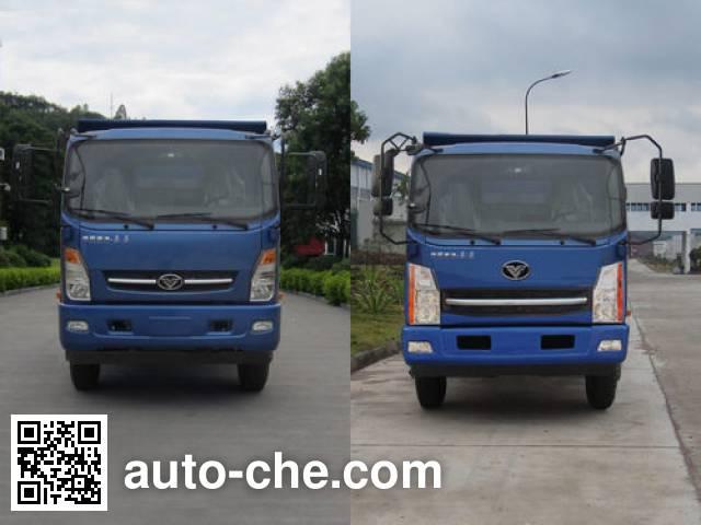 Homan ZZ3168G17DB1 dump truck