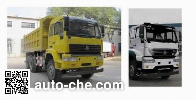 Sida Steyr ZZ3251N3641D1 dump truck