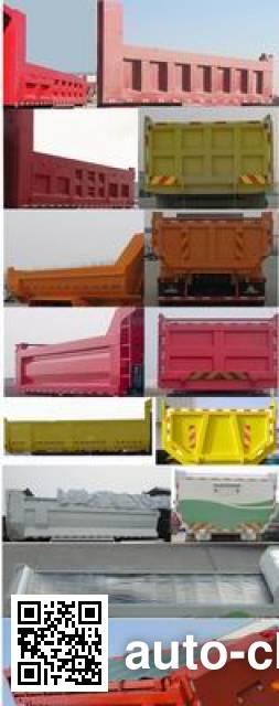 Sida Steyr ZZ3251N364GD1 dump truck