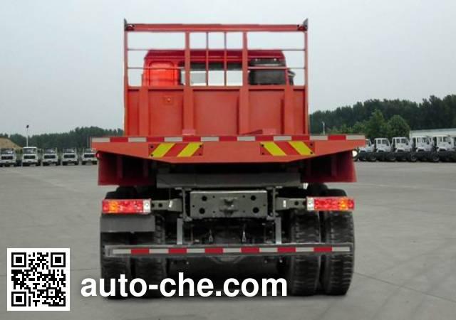 Sida Steyr ZZ3251N3841D1T flatbed dump truck