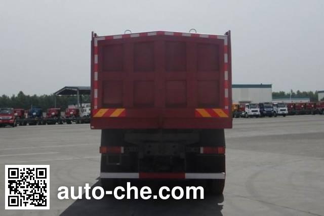 斯达-斯太尔牌ZZ3251N384GE1B自卸汽车