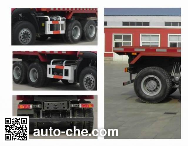 Sida Steyr ZZ3251N384GE1T flatbed dump truck